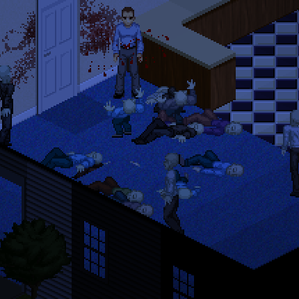 Project Zomboid!
