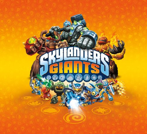 Coverbilde av Skylanders Giants